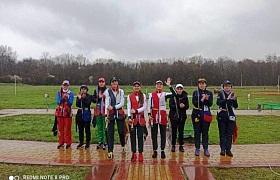 Командное первенство России, Всероссийские соревнования среди юниоров до 21 года по стендовой стрельбе