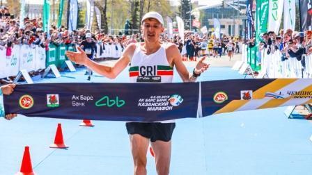 Чемпионат России по марафонскому бегу