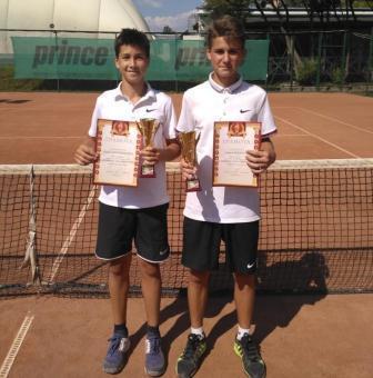 Международный турнир серии Tennis Europe «Balashiha Open» среди юношей и девушек до 16 лет по теннису
