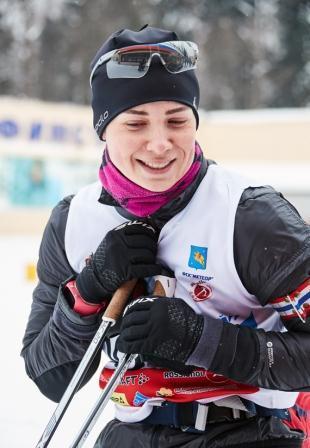 Чемпионат России по лыжным гонкам среди лиц с ПОДА 2021