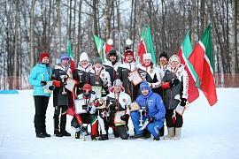 Чемпионат ПФО по лыжным гонкам