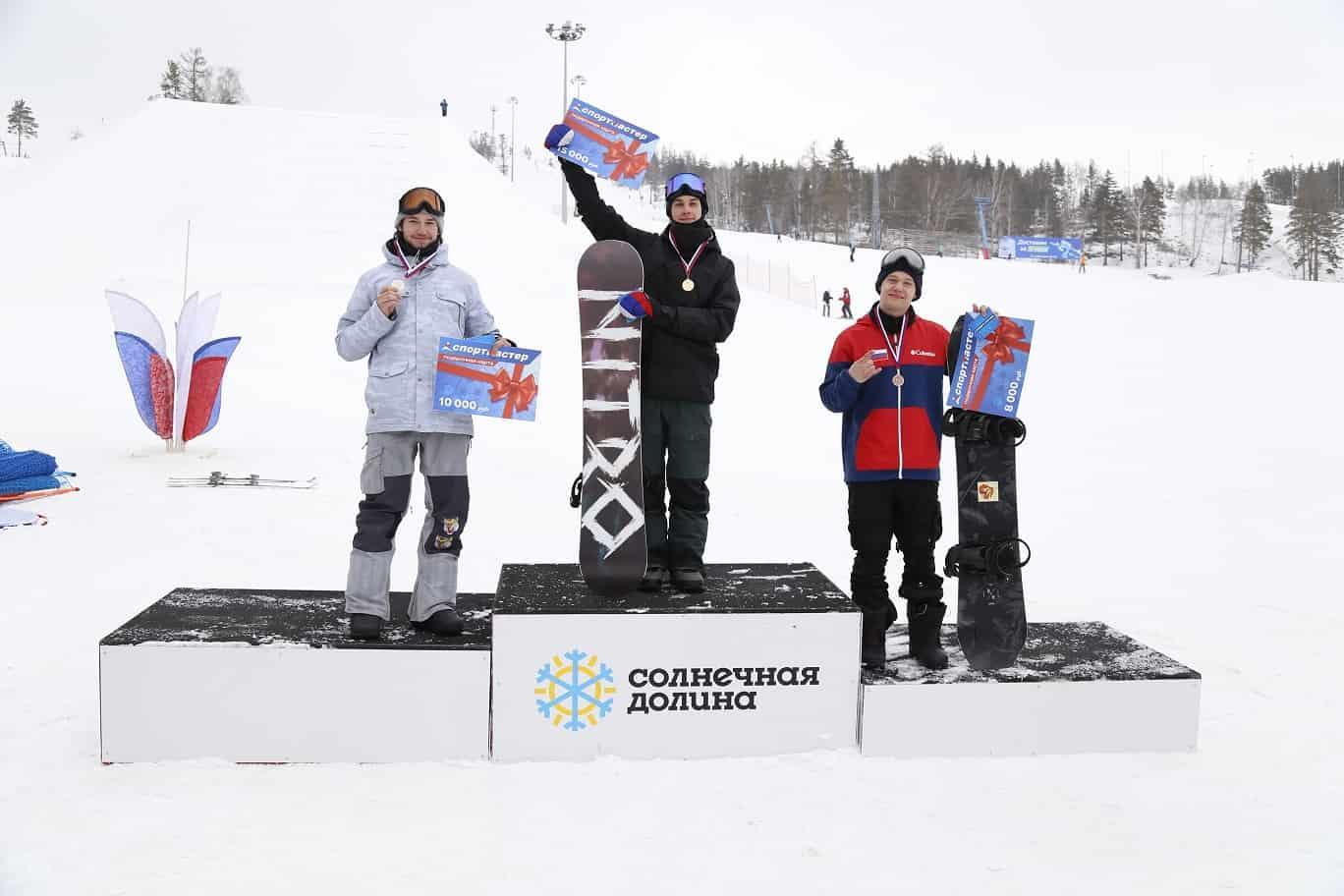 Чемпионат России по сноуборду