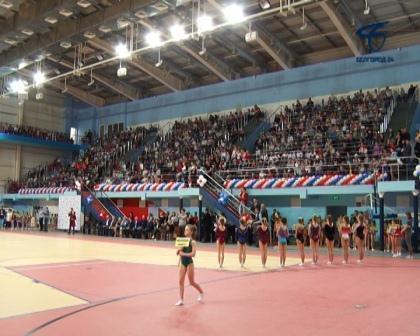 Всероссийские соревнования на призы Олимпийской чемпионки Светланы Хоркиной по спортивной гимнастике