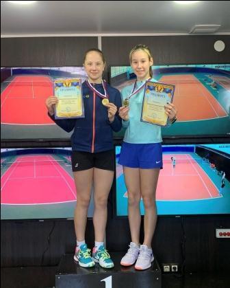 Российский теннисный тур «Первенство г. Донской» среди юношей и девушек до 15 лет