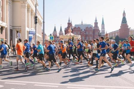 Московский легкоатлетический марафон