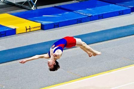 Всероссийские соревнования «Кубок Ярослава Мудрого» по прыжкам на батуте и акробатической дорожке