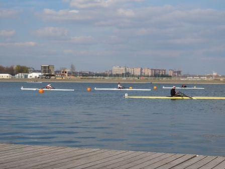 Всероссийские соревнования «Донская регата» по академической гребле