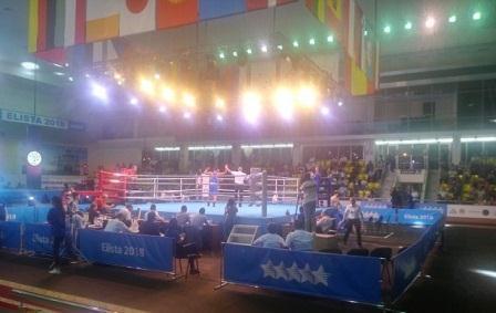 Первенство мира среди студентов по боксу