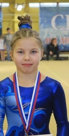 Первенство России среди юниорок и девушек по спортивной гимнастике
