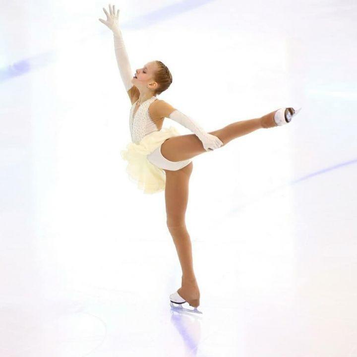 Всероссийские соревнования «Памяти В.Л.Серебровского» по фигурному катанию на коньках