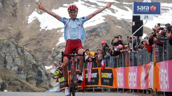 Многодневная международная велогонка Гранд-тура «Джиро д'Италия»