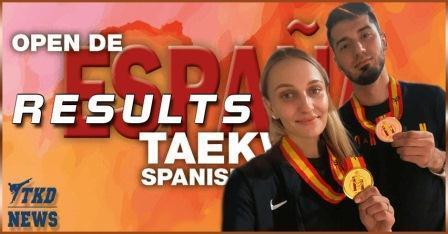 Международные соревнования, рейтинговый турнир G-1 класса «SPANISH OPEN» по тхэквондо ВТФ