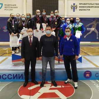 Чемпионат России по фехтованию 2021