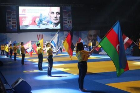 Традиционный юношеский турнир памяти Заслуженного тренера России Анатолия Рахлина среди юношей и девушек по дзюдо