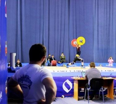 Чемпионат ПФО по тяжелой атлетике 2021