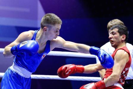 Международный турнир «Кубок Губернатора Санкт-Петербурга» по боксу