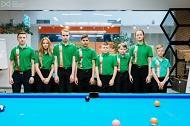 Первенство России по бильярдному спорту