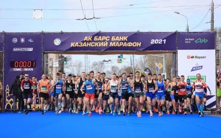 Всероссийские соревнования по бегу