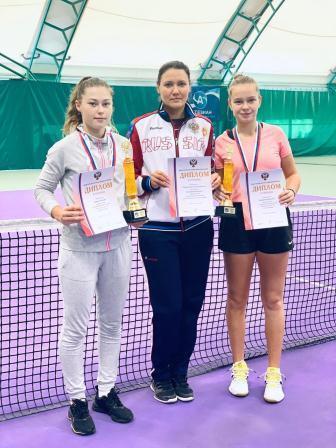 Первенство России среди юношей и девушек до 17 лет по теннису
