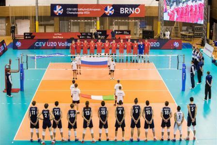 Первенство Европы среди молодёжи по волейболу