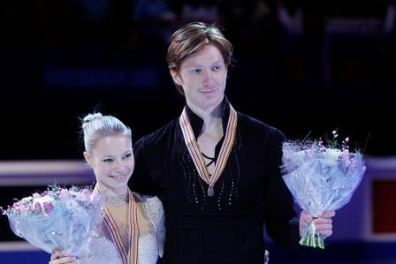 Международные соревнования – V этап Гран-при «Кубок Ростелекома» по фигурному катанию на коньках