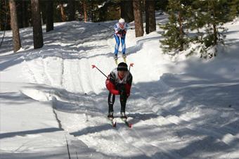 II этап Х зимней Спартакиады учащихся России (ПФО) лыжным гонкам