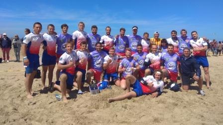 I этап Европейской серии среди клубных команд по пляжному регби