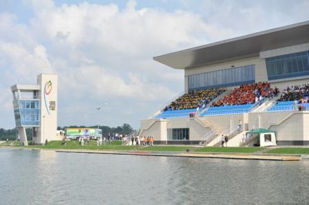 Всероссийские соревнования среди студентов по гребному спорту