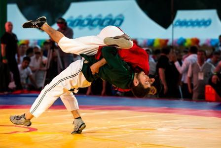 Чемпионат и первенство мира по борьбе корэш