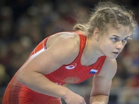 Чемпионат России по женской борьбе 2021