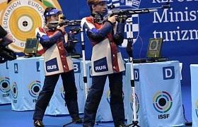 Чемпионат и первенство Европы по пулевой стрельбе