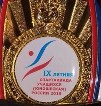 Финал IX летней Спартакиады учащихся России по лёгкой атлетике