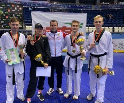 Открытый Кубок Республики Беларусь по тхэквондо ВТФ