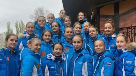 Всероссийские соревнования по синхронному фигурному катанию на коньках