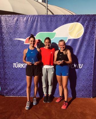 Международный турнир «Кубок Анкары» по теннису