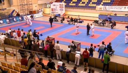 Финал IX летней Спартакиады учащихся России по каратэ