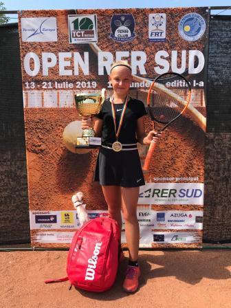 Международный турнир серии Tennis Europe «OPEN RER SUD Buzau» среди юношей и девушек до 12 лет по теннису