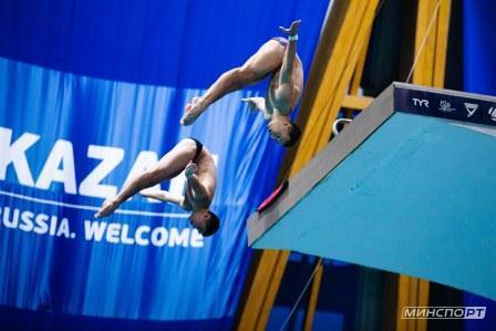 Международные соревнования «Кубок Президента Республики Татарстан» по прыжкам в воду