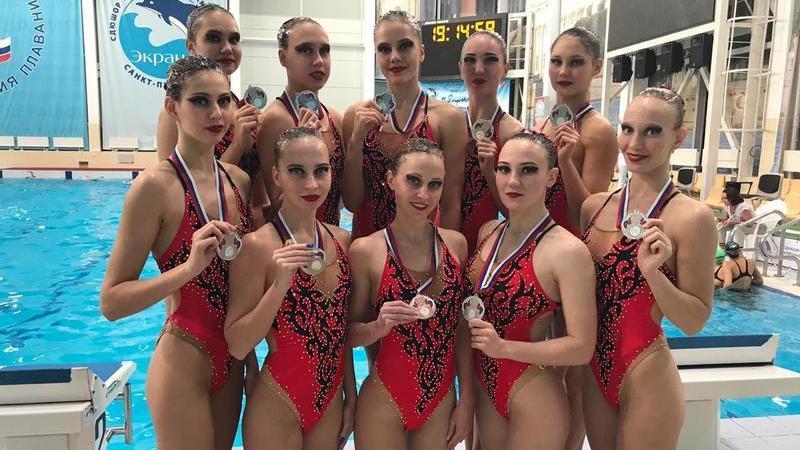 Кубок России по синхронному плаванию