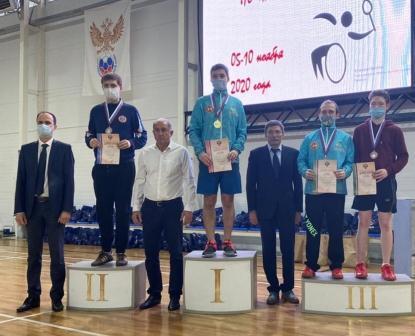Чемпионат России по бадминтону среди лиц с ПОДА