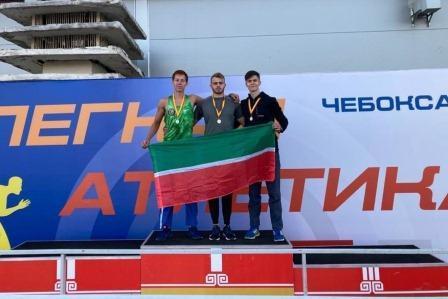 Чемпионат ПФО по лёгкой атлетике