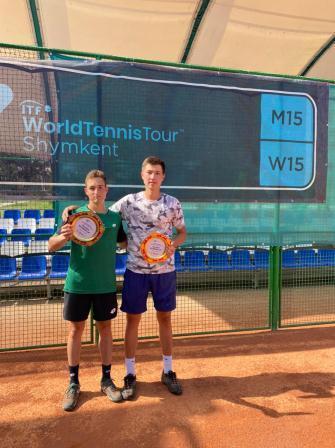 Международные соревнования «Shymkent ITF Internatonal Tournament» по теннису
