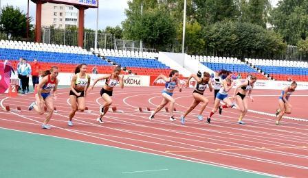 V летняя Спартакиада молодежи ПФО по лёгкой атлетике