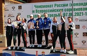 Командный чемпионат России и Всероссийские соревнования по стендовой стрельбе
