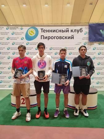 Международный турнир «J5 Pirogovskiy Spring Cup 2021» по теннису