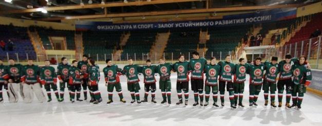 Х зимняя Спартакиада учащихся России ПФО по хоккею