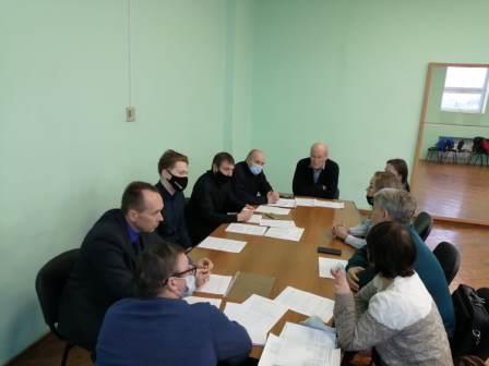 Тренерский совет Федерации спортивной гимнастики Республики Татарстан