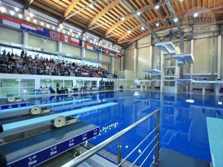 Первенство России среди юношей и девушек по прыжкам в воду