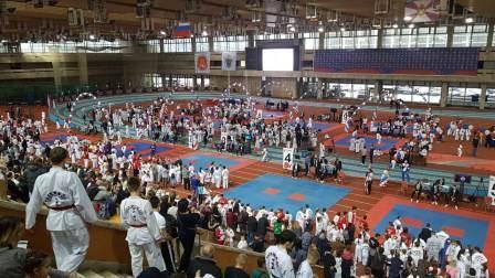 Международный турнир «Московский вызов» по тхэквондо МФТ