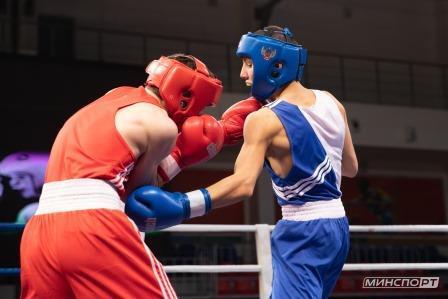 Всероссийские соревнования на призы Заслуженного мастера спорта, чемпиона мира А.К. Хаматова по боксу